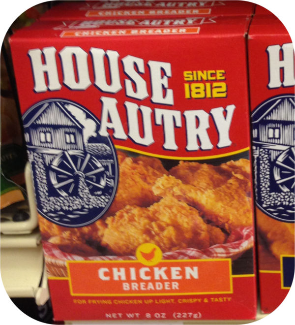 House Autry Cripsy Fried Chicken Breader Mix Flour Breast Thigh Leg Wing Mix-0