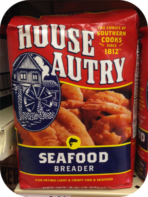 House Autry Southern Seafood Breader Mix Flour Fried Fish Fry Filets Batter-20332