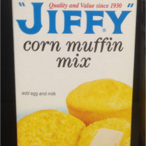 America's Favorite Jiffy Corn Muffin Mix 8.5 Oz Box Cornbread Fritters-0