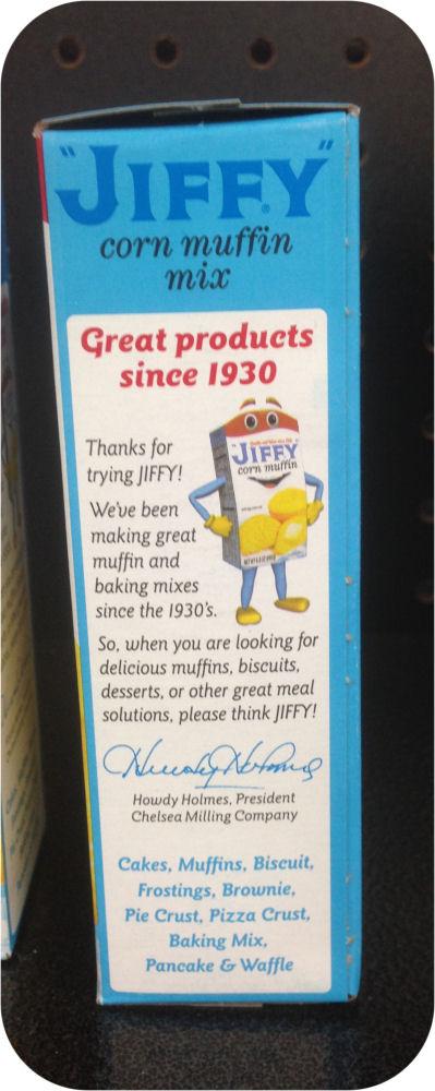 America's Favorite Jiffy Corn Muffin Mix 8.5 Oz Box Cornbread Fritters-20727