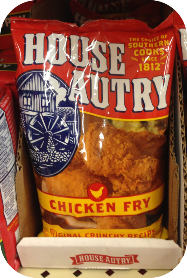 House Autry Seasoned Chicken Fry Bag Flour Corn Mix Fried Crunchy Southern Taste-0