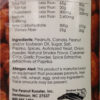 ONE 12 oz Can of Carolina Nuts in Carolina BBQ Peanuts Flavor Snack Mesquite-19842