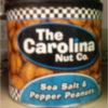 12 oz Can of Carolina Nuts in Sea Salt & Pepper Flavor Peanut Snack Salted-0