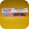 Old Fashion Claxton Regular Fruitcake 1 pound Fruit Cake Holiday Walnuts Log-0