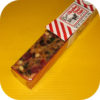 Old Fashion Claxton Regular Fruitcake 1 pound Fruit Cake Holiday Walnuts Log-19414