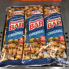 6 Pack Lance Peanut Bar Sweet n' Crunchy Candy Bar Trailmix NABS Snack Nut-0