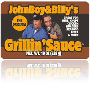 John Boy and Billy's Original Barbeque Sauce BBQ Wings-22615