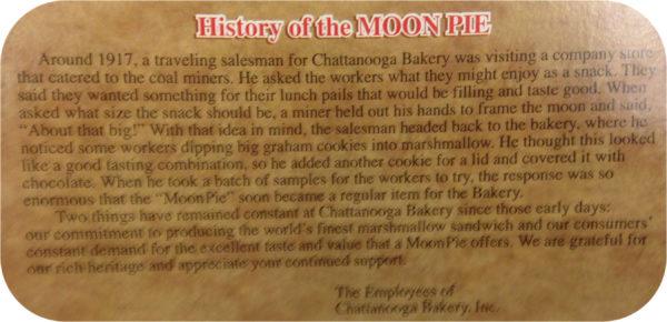 Dozen Single Decker Banana Moon Pie Graham Marshmallow MoonPie Cake Original-19830