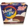 Dozen Single Decker Chocolate Moon Pie Graham Marshmallow MoonPie Cake Original-0