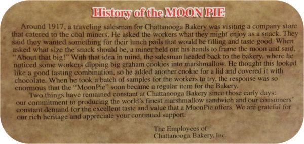 Dozen Single Decker Chocolate Moon Pie Graham Marshmallow MoonPie Cake Original-19827