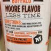 Moore's Buffalo Wing Sauce Marinade Chicken Hot Dip-17317