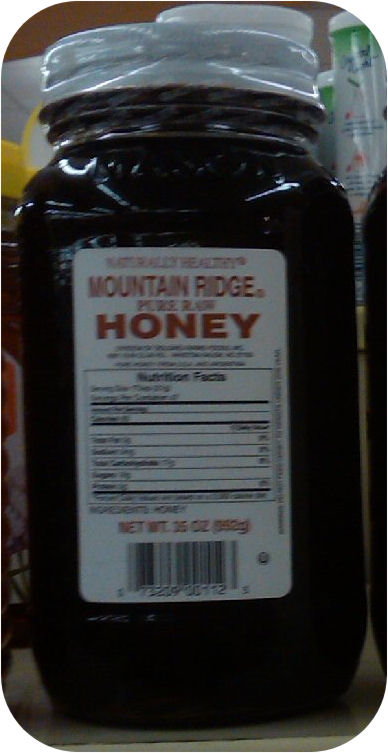 Mountain Ridge 35-oz. Pure Raw Honey Naturally Healthy-18827