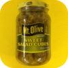 Mount Olive Sweet Salad Cubes Relish 16 oz Salad Tuna Mt-0