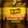 Mount Olive Petite Snack Cruncher Kosher Dills Pickles-0