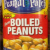 13.5 oz can PEANUT PATCH GREEN BOILED PEANUTS Flavor Protein WholeSnack-19846