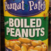 13.5 oz can PEANUT PATCH GREEN BOILED PEANUTS Flavor Protein WholeSnack-0