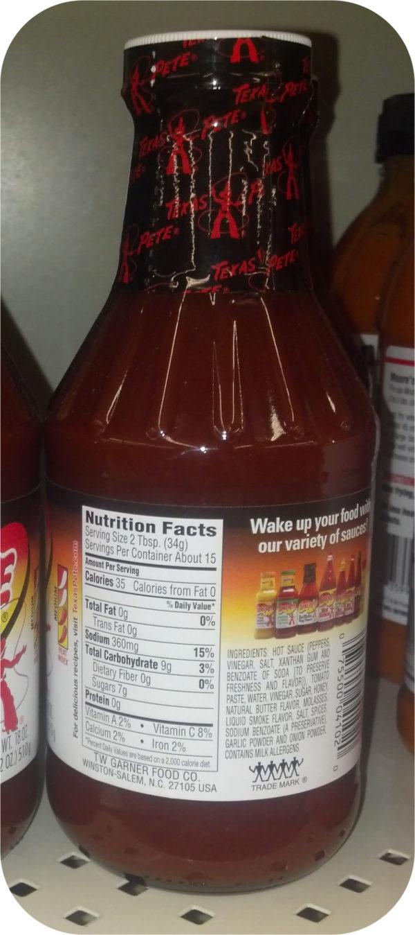 Texas Pete Fiery Sweet Buffalo Wing Sauce Dip-19305