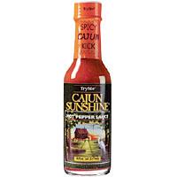 TryMe CAJUN SUNSHINE Sauce 5 oz Dip Chicken Beef Fish-0